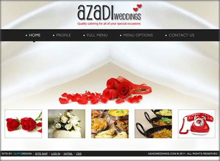 Azadi Weddings Graphic