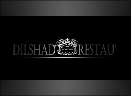 Dilshad Restaurant Graphic